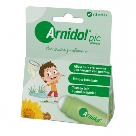 Roll-on pic arnica & boswelia + calamine Arnidol 30 ml.