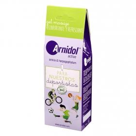 Gel masaje de arnica y arpagofito ecológico Arnidol Active 100 ml.