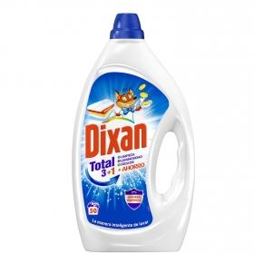 Detergente líquido Dixan Total 50 lavados.