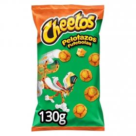 Pelotazos sabor queso Cheetos sin gluten 130 g.