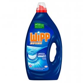 Detergente líquido Wipp Express 66 lavados.