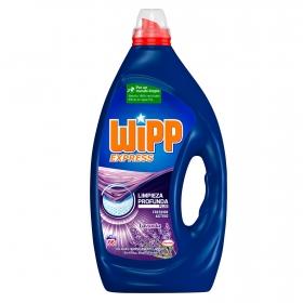 Detergente líquido Frescor LavandaWipp Express 66 lavados.