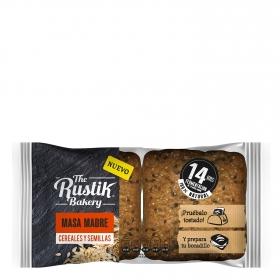 Panecillos The Rustik Bakery 125 g.