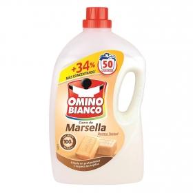 Detergente líquido marsella Omino Bianco 50 lavados.