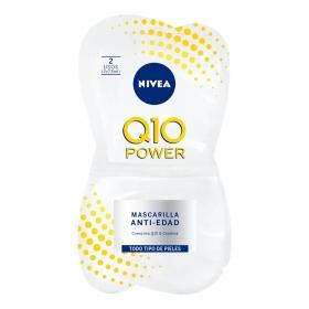 Mascarilla anti-edad Q10 Power Nivea 15 ml.