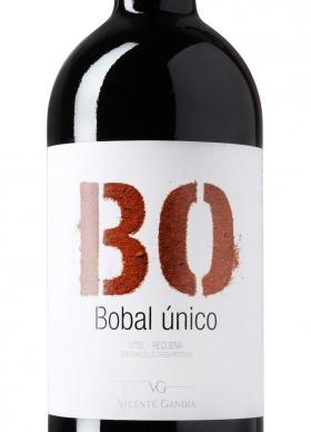 Bo Bobal Unico Tinto Con Crianza 2017