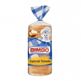 Pan de molde familiar rebanadas gruesas Bimbo 700 g.