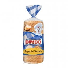 Pan de molde familiar rebanadas gruesas Bimbo 700 g.
