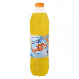 Bebida Isotónica Carrefour sin gas sabor naranja botella 1,5 l.