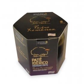Paté ibérico Pedro Ximenez Coren pack de 2 unidades de 78 g.