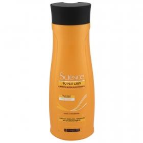 Champú cabello rebelde Les Cosmétiques -Kera Science 400 ml.