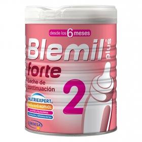 Leche infantil de continuación Blemil Plus 2 Forte lata 800 g.