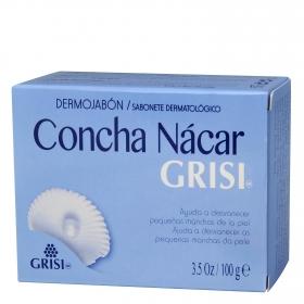 Dermojabón Concha Nácar Grisi 100 g.