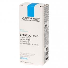 Crema hidratante matificante Effaclar Mat La Roche-Posay 40 ml.