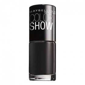 Laca de uñas ColorShow nº 677 blackout Maybelline 1 ud.