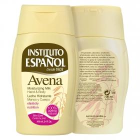 Crema manos y cuerpo para viaje Instituto Español 100 ml.