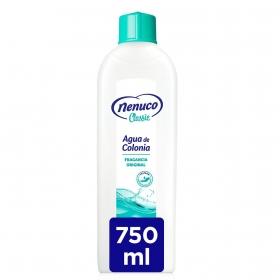 Agua de colonia para Adultos Nenuco 750 ml.