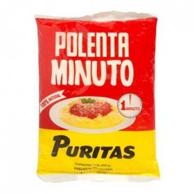 Polenta minutos Puritas 450 g.