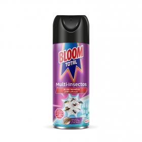 Insecticida multi-Insectos Total Bloom 400 ml.