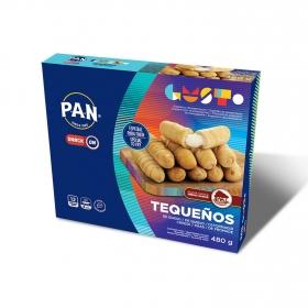 Tequeños de queso venezolanas Antojos Araguaney 480 g.