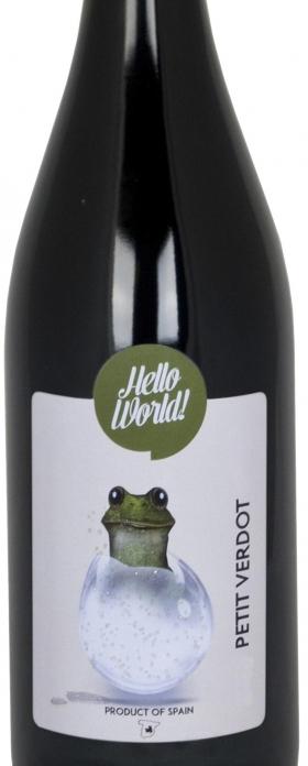 Hello World Petit Verdot Tinto Roble
