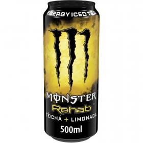 Bebida energética Monster Rehab 50 cl.