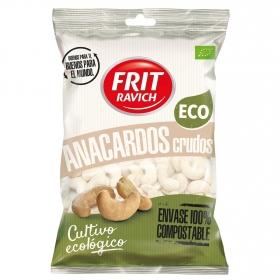 Anacardos crudos ecológicos Frit Ravich 110 g.