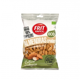 Almendra cruda ecológica Frit Ravich 110 g.