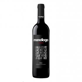 Vino D.O. Rioja tinto crianza Monólogo 75 cl.