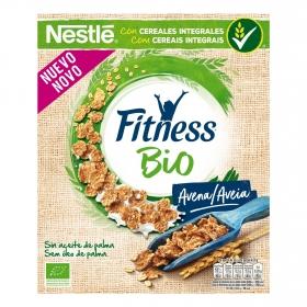 Cereales intengrales con avena ecológicos Fitness 300 g.