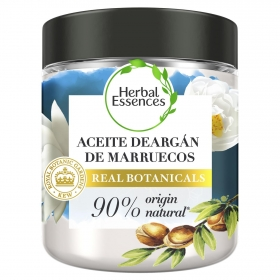 Mascarilla de aceite de argán Herbal Essences 250 ml.