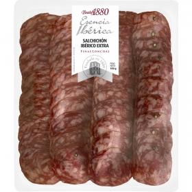 Salchichón ibérico extra en lonchas finas Boada 1880 100 g