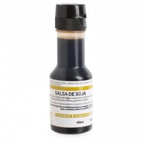Salsa de soja Ta-Tung botella 100 ml.