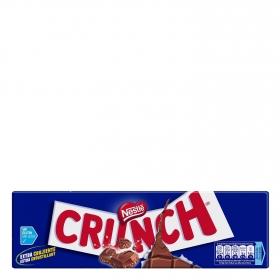 Chocolate con leche extra crujiente Nestlé sin gluten 250 g.