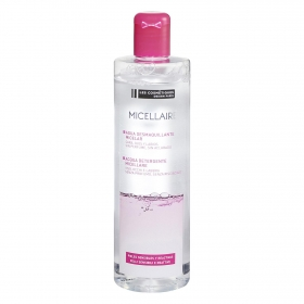 Agua micelar Les Cosmétiques 400 ml.