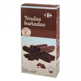 Neulas al cacao 125 g.