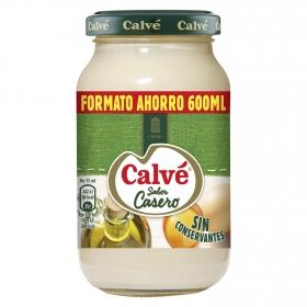 Mayonesa casera Calvé 600 ml.