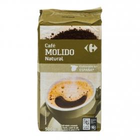 Café Molido Natural Carrefour 500 g.