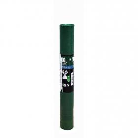 10 Bolsas Basura CARREFOUR  100 Litros - Verde