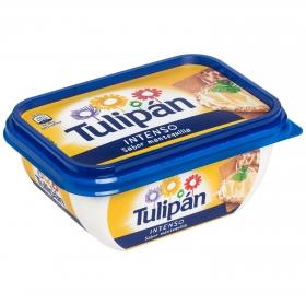 Margarina sabor intenso a mantequilla Tulipán 250 g.