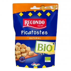 Picatoste natural ecológico Recondo 80 g.