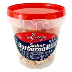 Cortezas sabor barbacoa La Madrileña 85 g.