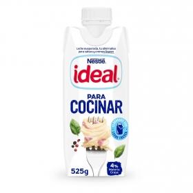 Leche evaporada Nestlé Ideal 525 g.