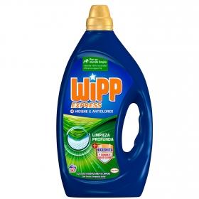 Detergente líquido combate malos olores Wipp Express 50 lavados.