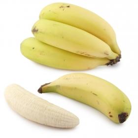 Plátano ecológico Carrefour Bio 1 Kg aprox