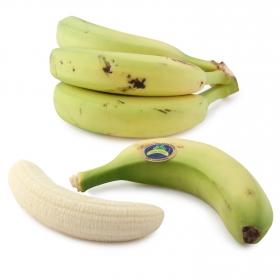 Plátano de Canarias Carrefour 1 Kg aprox