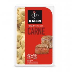 Tortelloni de carne Gallo 200 g.