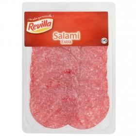 Salami extra loncheado Revilla 85 g