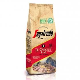 Café molido natural arábica ecológico Orígenes Perú Segafredo 200 g.