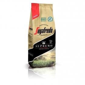 Café molido natural arábica supremo ecológico Segafredo 200 g.